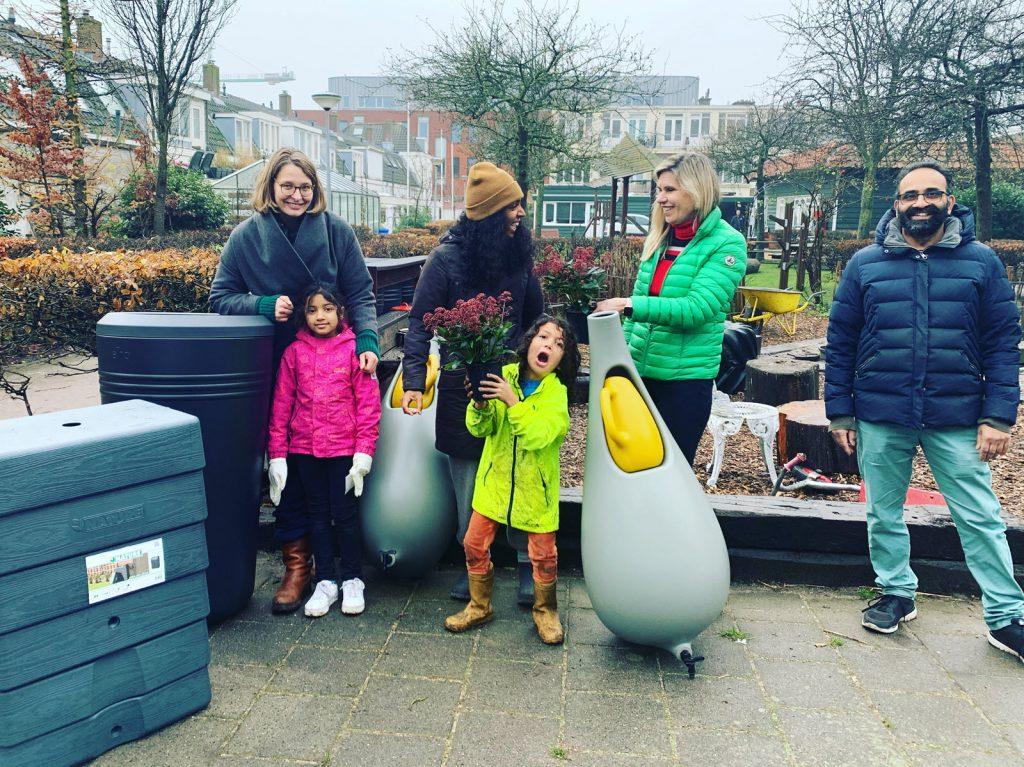 Regenton Schilderwijk Den Haag